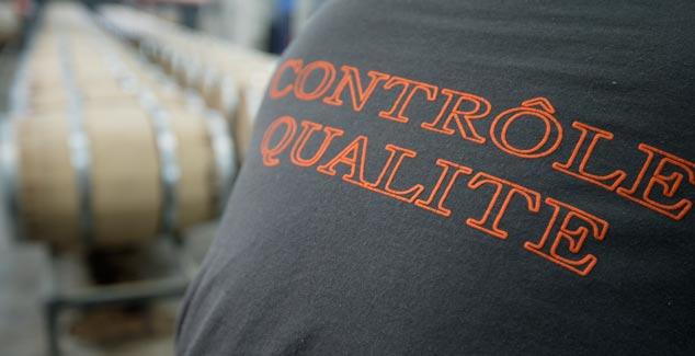 Controleur qualité